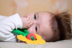 Niño pequeño Foto de archivo libre de regalías