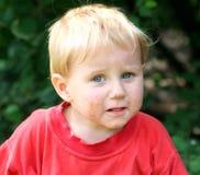 Niño pequeño Imágenes de archivo libres de regalías