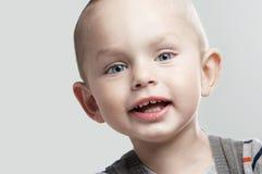 Niño pequeño adorable Imagenes de archivo