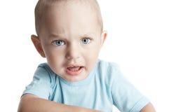 Niño pequeño adorable Fotos de archivo libres de regalías