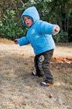 Niño pequeño asiático Fotografía de archivo
