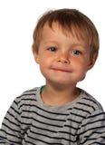 Niño pequeño dulce Fotos de archivo