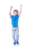 Niño pequeño feliz Fotografía de archivo libre de regalías