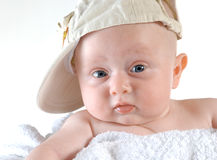 Niño pequeño II Imágenes de archivo libres de regalías