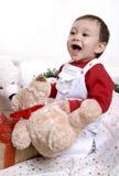 Niño pequeño lindo Foto de archivo