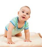 Niño pequeño lindo Imagen de archivo libre de regalías