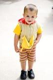 Niño pequeño lindo Fotos de archivo libres de regalías