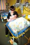 Niño prematuro Imagen de archivo libre de regalías
