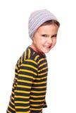 Niño salvaje imagen de archivo libre de regalías