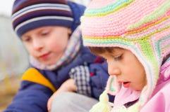 Niños Imagen de archivo