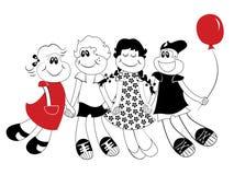 Niños Imagen de archivo libre de regalías