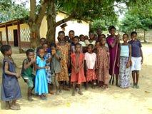 Niños africanos Imagenes de archivo