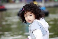 Niños asiáticos Imágenes de archivo libres de regalías