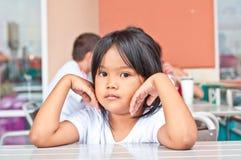 Niños asiáticos Foto de archivo