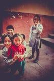 Niños asiáticos Fotos de archivo