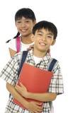 Niños asiáticos Fotos de archivo libres de regalías