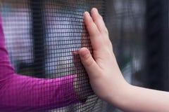 Niños castigados tristes Imágenes de archivo libres de regalías