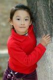 niños chinos foto de archivo libre de regalías