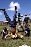 Niños de África Fotografía de archivo
