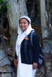Niños de Balti en Ladakh, la India Imagenes de archivo