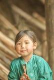Niños de la minoría étnica Imagen de archivo