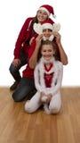 Niños de la Navidad Fotos de archivo libres de regalías