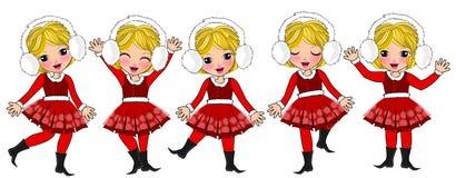 Niños de la Navidad libre illustration