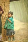 Niños de las minorías étnicas Fotos de archivo