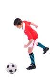 Niños de los deportes fotos de archivo libres de regalías