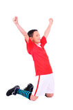 Niños de los deportes foto de archivo libre de regalías