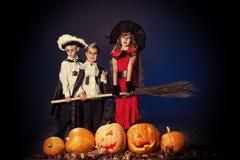Niños del brujo Imagen de archivo
