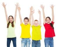Niños del grupo Fotos de archivo libres de regalías