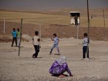 Niños en el juego Imagen de archivo libre de regalías