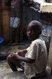Niños - Guinea Ecuatorial Imagen de archivo