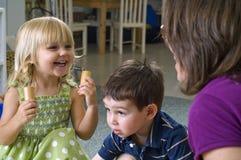 Niños preescolares Imagenes de archivo