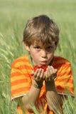 niños sanos Imagen de archivo libre de regalías