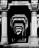 Ni Vav, Ahmedabad, India di Dada Hari Fotografia Stock