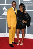 Nia Long, Raphael Saadiq Royalty Free Stock Photo