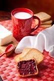 śniadanie Obrazy Royalty Free