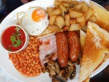 śniadanie Zdjęcie Royalty Free