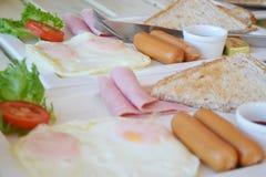 śniadanie Zdjęcie Stock