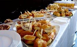 śniadanio-lunch Zdjęcie Stock