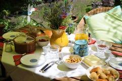 śniadanio-lunch lato Fotografia Stock