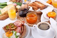 śniadanio-lunch Manhattan tradycyjny Fotografia Stock