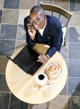 śniadaniowy biznes Zdjęcie Stock