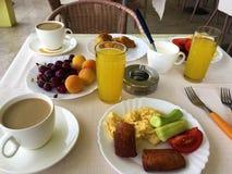 Śniadaniowy bufet Obraz Royalty Free