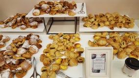 Śniadaniowy bufet Fotografia Stock