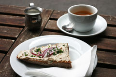 Śniadaniowy czas Obraz Royalty Free