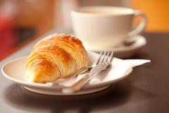 śniadaniowy francuz Zdjęcia Stock