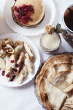 Śniadaniowy jedzenie Zdjęcie Royalty Free